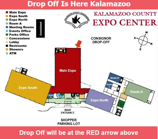 Kzoo Drop Off